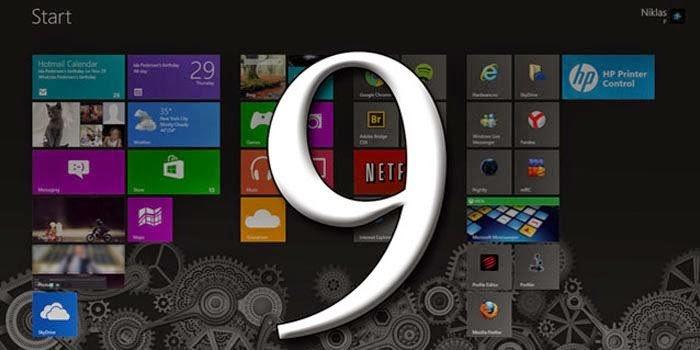 Windows 9 Segera Di Release Oleh Microsoft