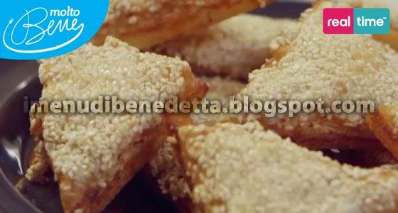 Toast di Gamberi di Benedetta Parodi