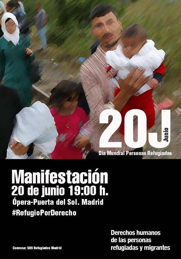 20 de junio Derechos Humanos