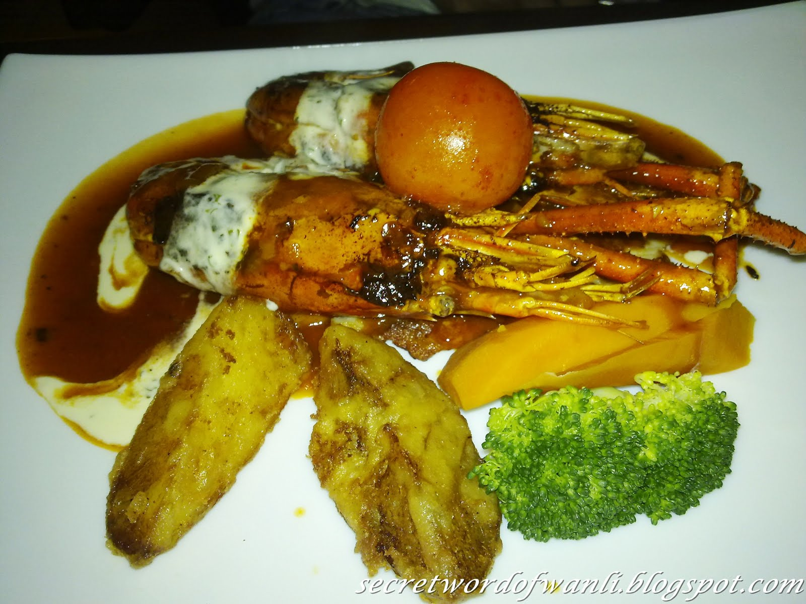 Naughty lady of shady lane monte 39 s restaurant wine bar for Pan grilled fish