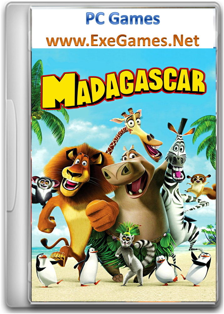 madagascar pc game free