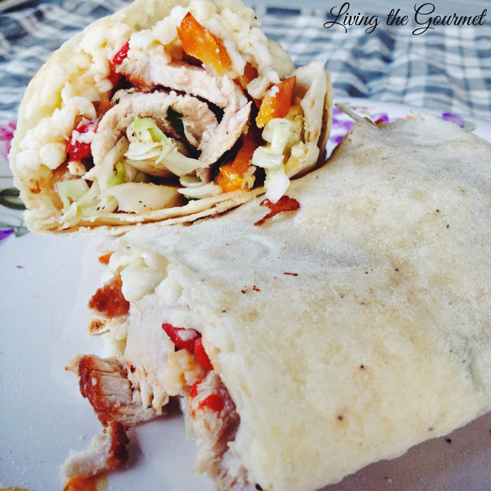 boneless pork wrap