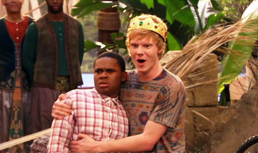 TV with Thinus: REVIEW. The 3rd season of Pair of Kings on ...