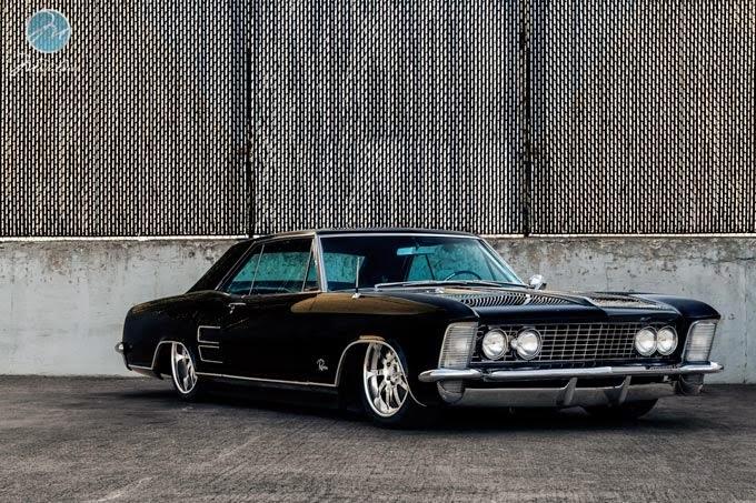 Buick Riviera 64 Rebaixado