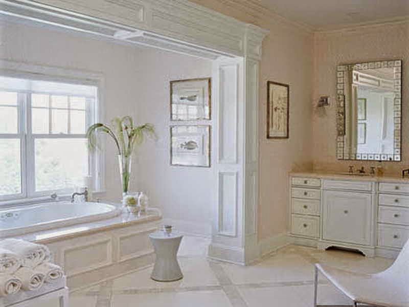 New Restoration Hardware Style Bathroom Vanities
