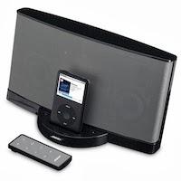 vinboisoft blog speaker e docking station bose sounddock. Black Bedroom Furniture Sets. Home Design Ideas