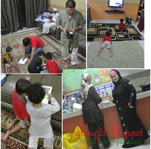 blog along25 menu buka iftar geng ronggeng sahabat kawan-kawan
