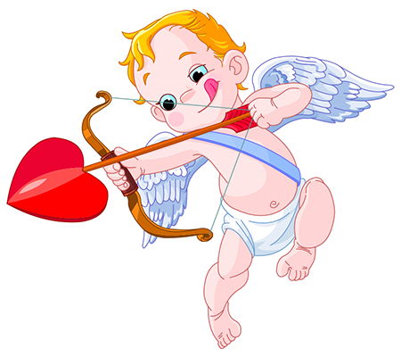 Cupid Emoticon Symbols Emoticons