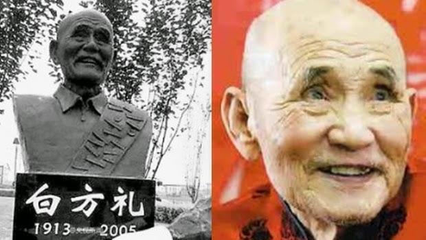 Bai Fang Li, Sosok Yang Dikenang Lewat Monumen Atas Jasanya