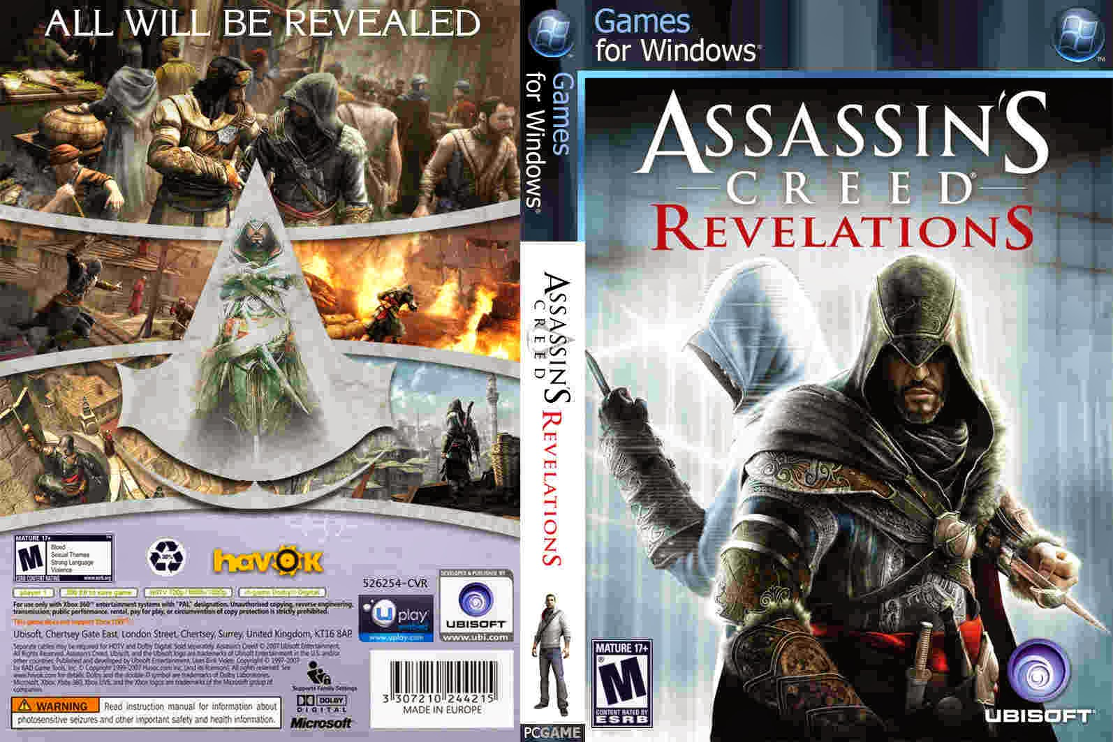 Assassins Creed Revelations imagens