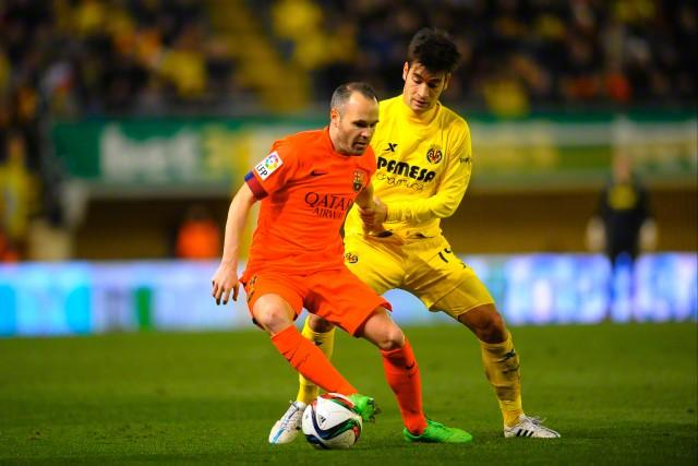 Iniesta Receives Special Edition Nike Magista For Final