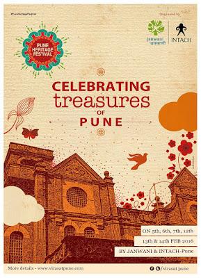 Poona, heritage, festival, Virasat Pune
