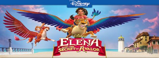 Elena e o Segredo de Avalor