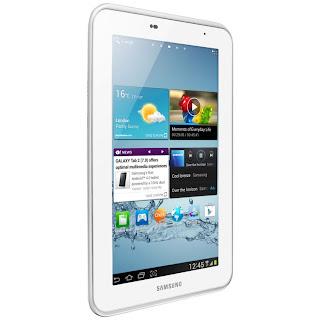 Harga dan Spesifikasi Samsung Galaxy Tab 2 7.0 Espresso WiFi P3110