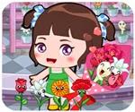Game cửa hàng hoa tươi, chơi game cua hang ban hoa tuoi