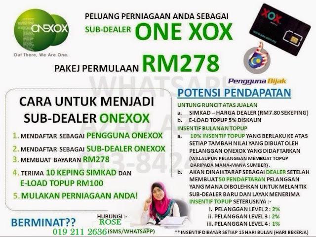 Sub Dealer One XOX