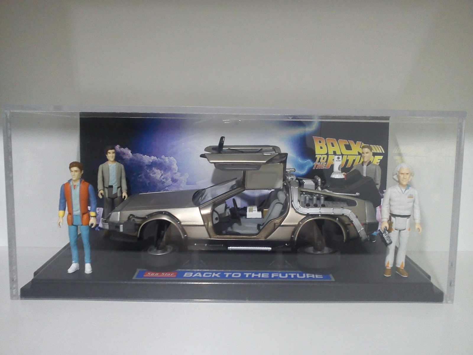 Back To The Future Toys V 225 Rias S 233 Ries E Novos Bonecos