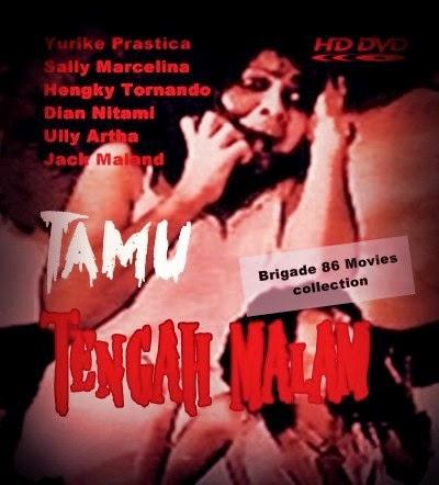 Brigade 86 Movies center - Tamu Tengah Malam (1989)