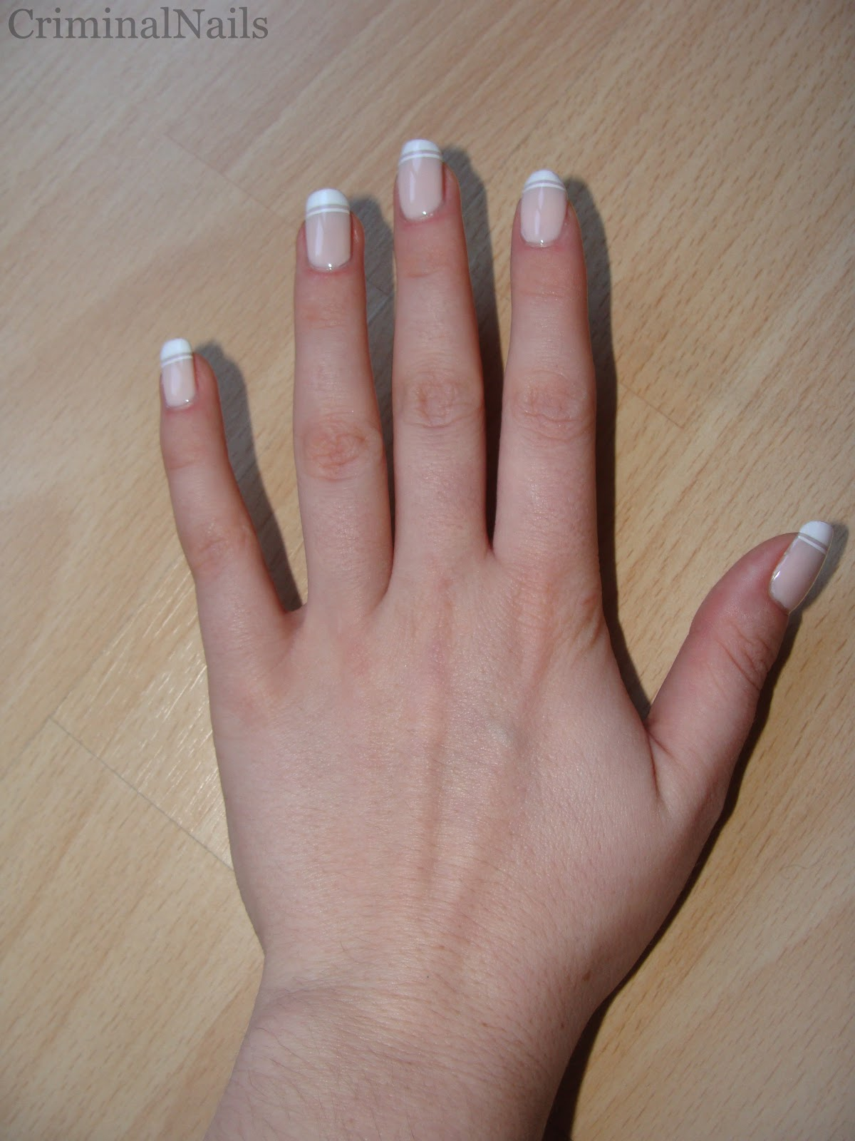 Criminal Nails: Breast Cancer awareness month. Pink manicure nº 5
