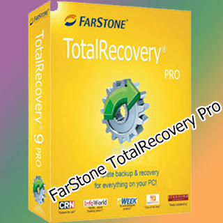 FarStone TotalRecovery Pro Portable Cracked Free Download