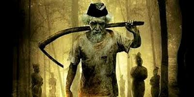 Hantu Kakek Cangkul