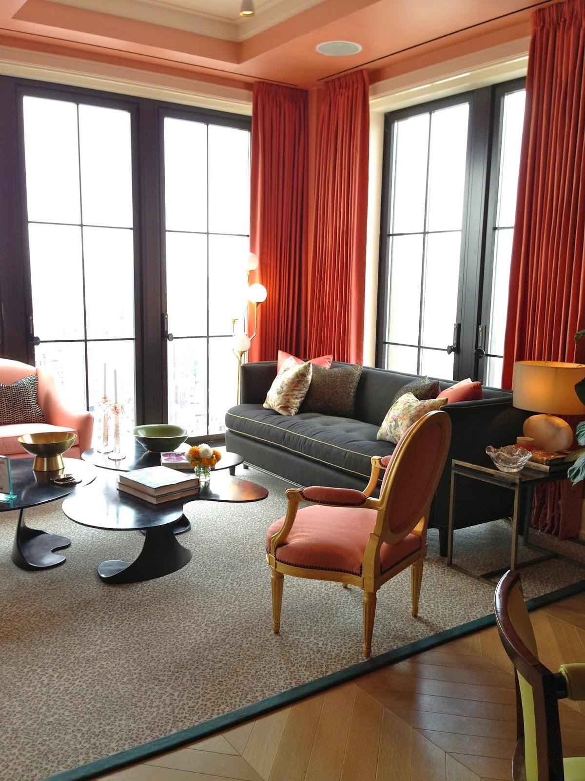 Schumacher Living Room