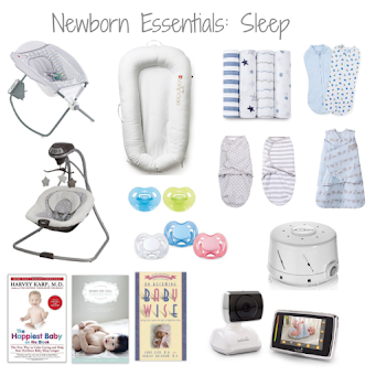 Newborn Essentials: Sleep