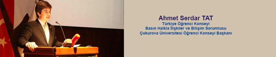 Ahmet Serdar Tat