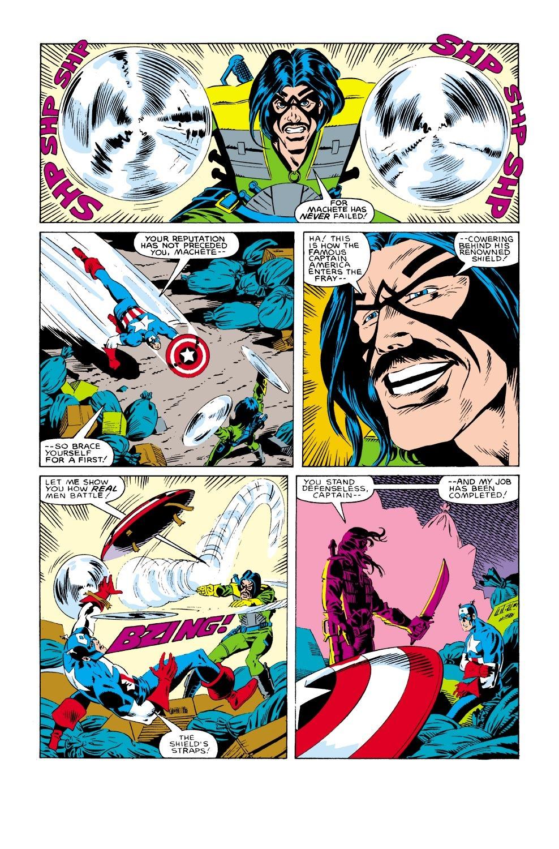 Captain America (1968) Issue #302 #230 - English 8