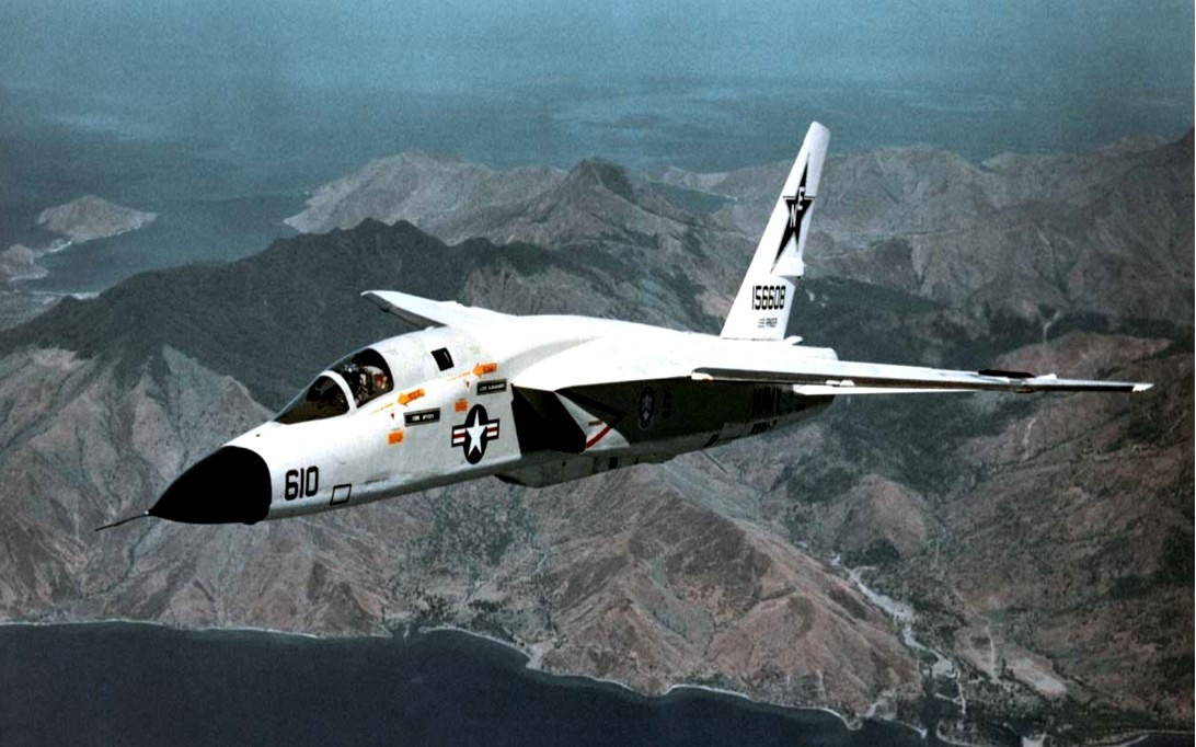 Jet tempur A-5 Vigilante (Wallpaper 4)