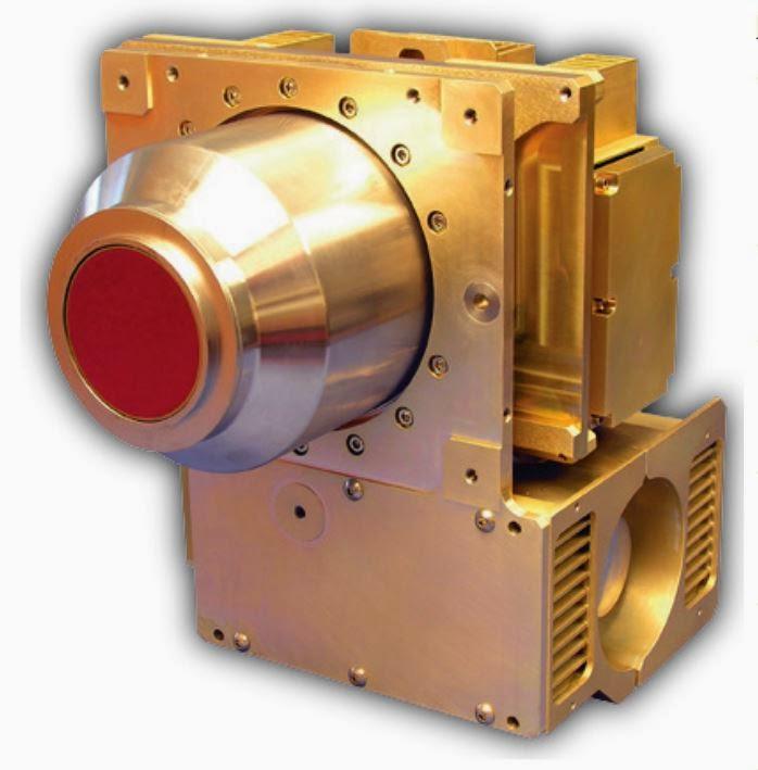 16-мегапиксельный прибор обнаружения ИК-излучения 4Kx4K