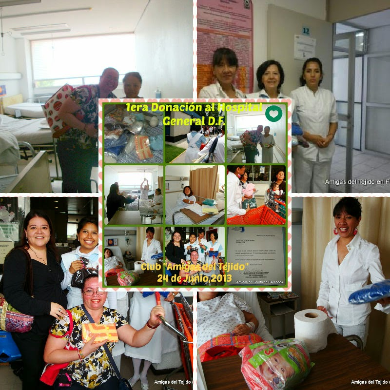 1era Donación 2013