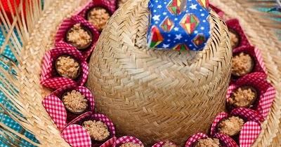 25 ideias de decoração para as Festas Juninas - Amando Cozinhar ...