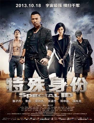 Special ID (Te Shu Shen Fen) (2013)
