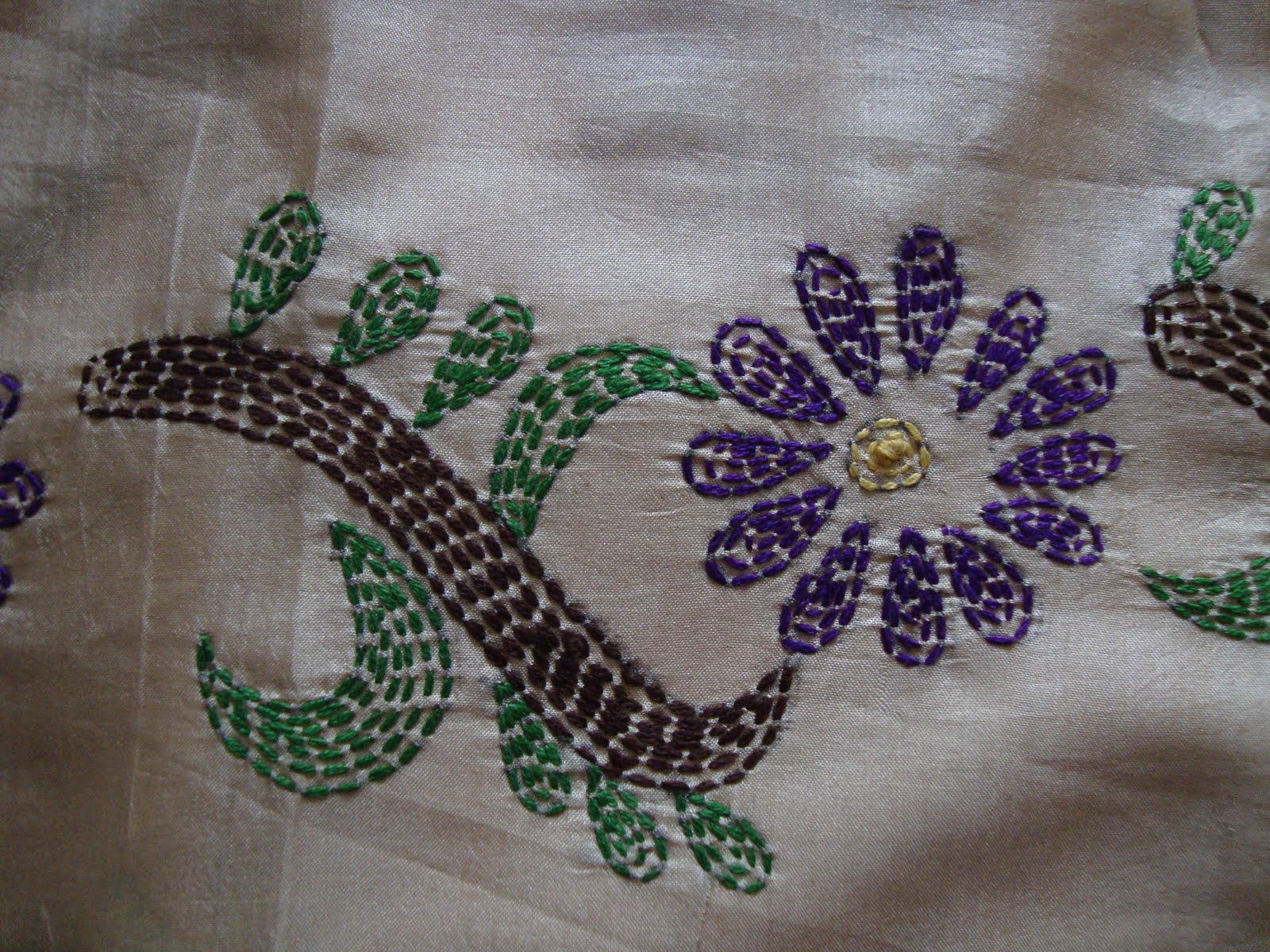 Jack Of All Trades Embroidery On Dupattas