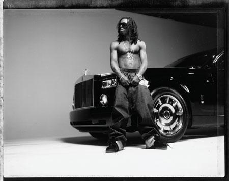 Lil Wayne Phantom Drophead Coupe on Jay Z Maybach Coupe