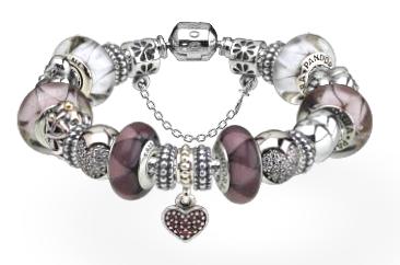 Pandora Bracelet Design Ideas striking pandora bracelet Fashionably Brokeass My Pandora Bracelet Designs