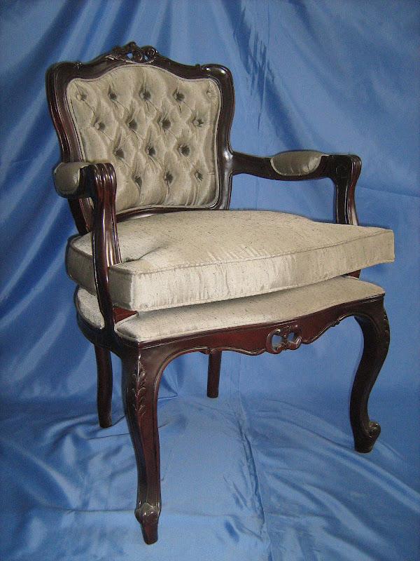 Sala De Estar Com Poltrona Luis Xv ~ Blog Decoração de Interiores Cadeiras e Poltronas Estilo Francês