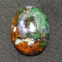 Batu Akik Klawing Panca Warna