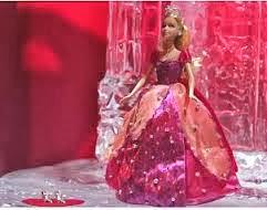 Barbie rancangan De Beers