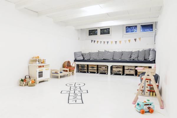 Design Interior Children Room Moodboard