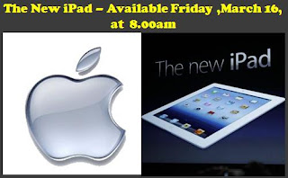 Apple's new iPad sale begins this Friday