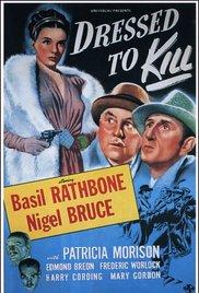 Watch Dressed to Kill Online Free 1946 Putlocker