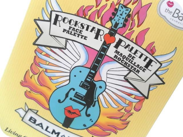 A picture of theBalm Balm Jovi Rockstar Palette