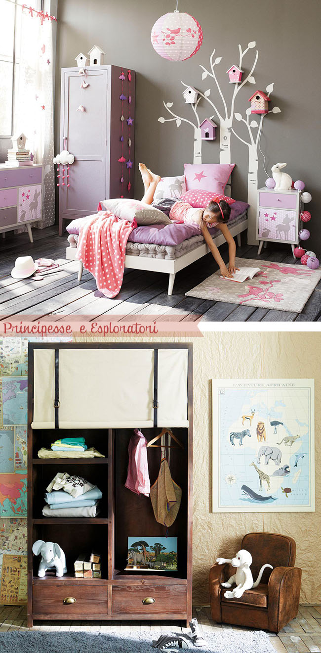 Maisons du monde collezione junior home shabby home - Catalogue maison du monde junior ...