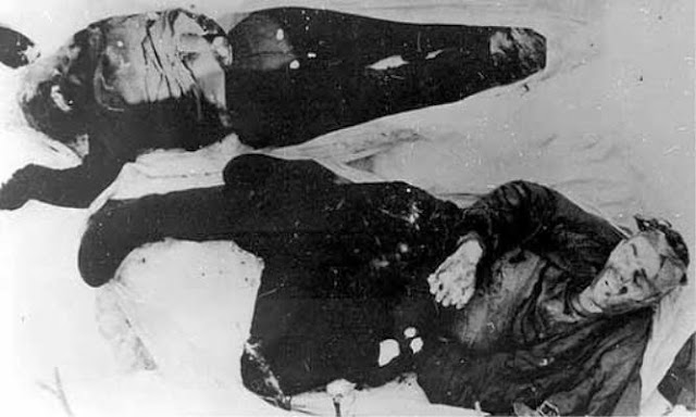 The Mountain of the Dead - The Dyatlov Pass Incident