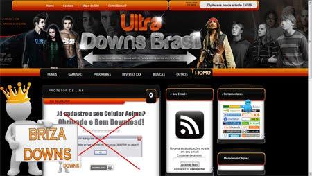 Template Ultra Downs Brasil