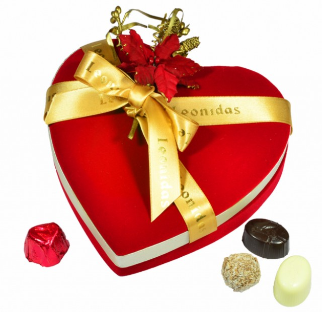Heart Shaped Christmas Gift Design Ideas