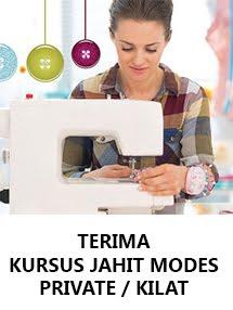 KURSUS JAHIT