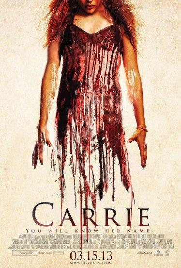 Fan Póster del remake de Carrie